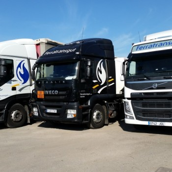 flota 3 camiones (Custom)